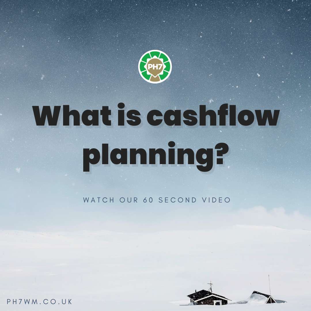 blog image: what is cashflow planning?